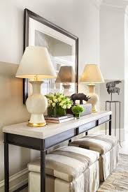 Console Table For Living Room Style A Console Table Like A Pro With These 5 Designer Tips