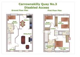 Cheap Floor Plans To Build 100 Accessible House Plans Simple House Blueprints With