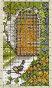 346 best cross stich houses images on pinterest needlework