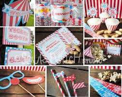Circus Candy Buffet Ideas by 208 Best Circus Carnival Party Images On Pinterest Carnival