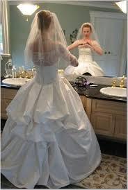 124 best bustles images on pinterest bustle wedding dress