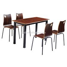 Cafe Dining Table And Chairs Astounding Restaurant Furniture Set Table And Chair Cafe Sets
