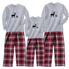 footsteps clothing family matching pajamas
