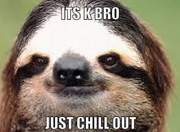 Angry Sloth Meme - jimmyfungus com the best of sloths the best collection of sloth