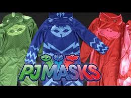 pj masks gekko catboy u0026 owlette hero dress play