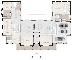 single story 5 bedroom house plans u shaped 5 bedroom family home floor plans