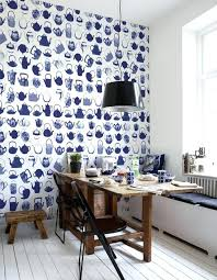 kitchen wallpaper designs ideas the best patterned tiles and wallpaper ideas for your kitchen