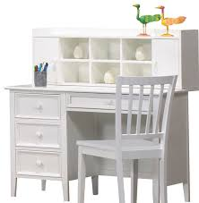 White Kid Desk Homelegance Whimsy 4 Drawer Kids39 Desk With Hutch And Chair In