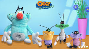 oggy cockroaches cartoon network