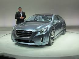 nissan altima 2013 los angeles 2013 los angeles auto show strong future for subaru thanks to new