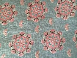 Pottery Barn Kids Twin Quilt Pottery Barn Kids Brooklyn Bedding Blue Pink With European Sham
