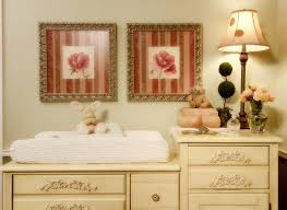 Shabby Chic Furniture Chicago by Gulliver Changing Table With Shelving Nursery Shabby Chic Style