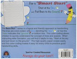 lined writing paper for 1st grade amazon com teacher created resources smart start 1 2 writing amazon com teacher created resources smart start 1 2 writing paper 100 sheets paper for teaching writing office products