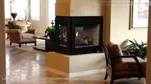 superior drt35pf direct vent peninsula gas fireplace youtube