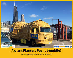 Planters Peanuts Commercial by A Giant Planters Peanut Mobile Spirithumor Com