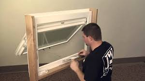 Awning Window Crank How To Replace The Operator On A Vinyl Awning Window Youtube