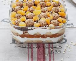 recette cuisine az recette tiramisu aux abricots