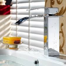 Waterfall Faucet Bathroom Waterfall Faucet Bathroom Faucet Basin Mixer Tap Basin Faucet