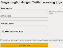 cara membuat akun google di hp java cara membuat akun twitter baru cara daftar twitter dengan mudah