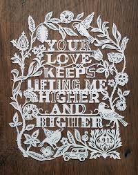 halloween wedding anniversary papercuts for wedding anniversaries u2014 madebyjulene papercut art