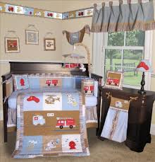 Red Boy Crib Bedding by Boys Bedroom Fetching Image Of Fire Truck Baby Nursery Room