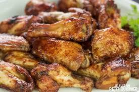 cuisiner des ailes de poulet recette d ailes de poulet à la sauce barbecue