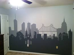 how to paint a wall mural 25 best batman bedroom ideas on pinterest batman boys room
