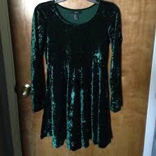 40 off forever 21 dresses u0026 skirts forever 21 long sleeve green