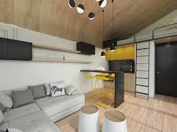 salt u0026 water u0027s portable tiny house concept tiny houses square