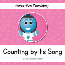 counting by ones song have fun teaching