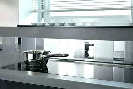 plaque aluminium pour cuisine plaque inox cuisine plaque murale inox cuisine 1 plaque protection