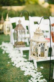 Wedding Aisle Ideas 27 Creative Lanterns Wedding Aisle Decor Ideas Weddings Wedding