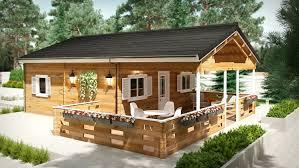 tienda de bungalows