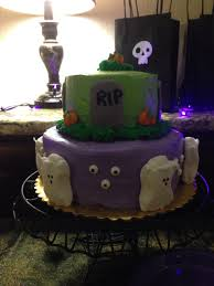 spooky halloween cakes purple and green halloween cake for our gender reveal party cake