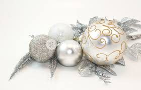 silver ornaments royalty free stock image storyblocks