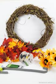 wreath supplies fall wreath supplies at walmart diy projects