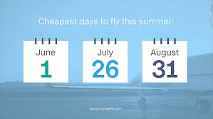 how to score the cheapest airfare this summer apr 13 2016