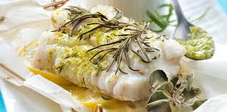 cuisine cabillaud dos de cabillaud en papillote facile recette sur cuisine actuelle