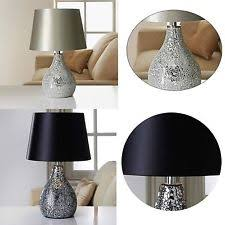 Mosaic Table Lamp Contemporary Table Lamp Ebay