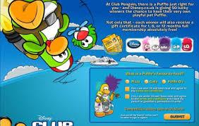 club penguin gift card club penguin free memberships and free puffles toys uk club
