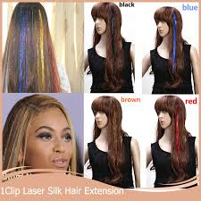 laser hair extensions 20pcs i tip hair extensions 50 1 hook 50g 16 40cm women