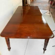 antique furniture warehouse narrow antique dining table 8ft