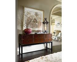Sofa Table In Living Room Campaign Sofa Table Living Room Furniture Thomasville Furniture
