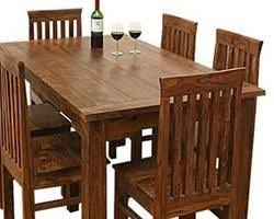 Table Chair Wooden Dining Table Manufacturers Suppliers U0026 Dealers In Delhi