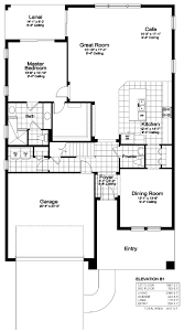 tribute home plan by neal communities in magnolia point