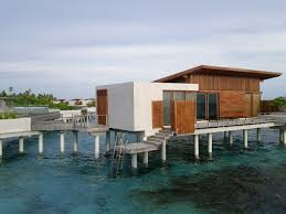 House Over Water Park Hyatt Maldives Hadahaa Over Water Villas 1 Hotels