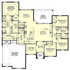 3 Bedroom House Designs In India Plan House Design Simple 3 Bedroom House Plans Without Garage