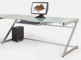 Stylish Computer Desk by Contemporary Computer Desks For Home Black Contemporary Stylish