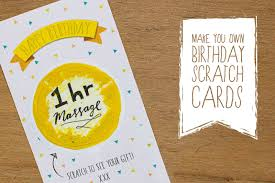 bells and whistles birthday scratch card diy