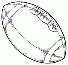 Football Color Pages Funycoloring Football Coloring Page